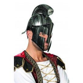 Helm romein, zilver