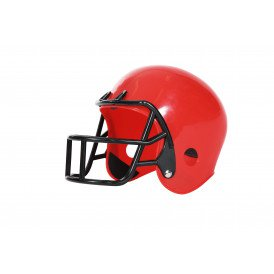 Helm American Football rood kinderen
