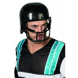 Helm American Football, zwart