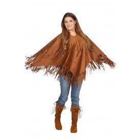 Poncho Hippie (one size)