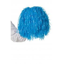 Cheerleader pompom, blauw
