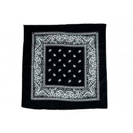 Zakdoek, zwart