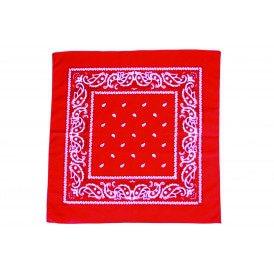 Zakdoek, rood