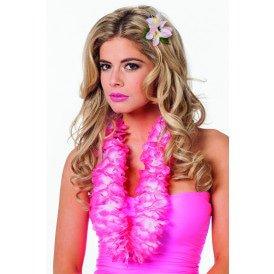 Hawai slinger dik, roze