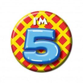 5e verjaardag