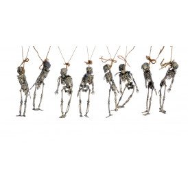 Guirlande skelet