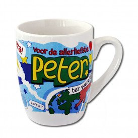 Cartoonmok Peter