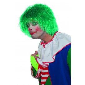 Clownspruik, groen