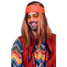 Hippiepruik, bruin