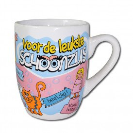 Cartoonmok Schoonzus