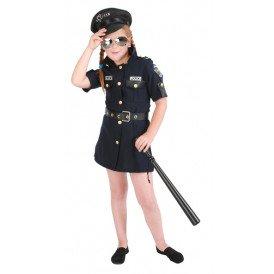 Politie meisje kinderen