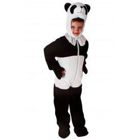 Panda kostuum pluche unisex kinderen