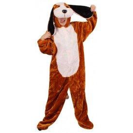 Hond kostuum unisex kinderen