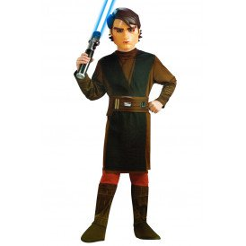Anakin Skywalker young padawan kinderen
