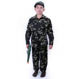 Commando kostuum jongen