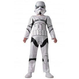 Star Wars Stormtrooper kostuum (licentie) jongens