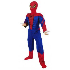 Spiderman III classic muscle kinderen