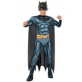 Gespierde Batman kostuum jongens