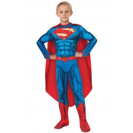 Superman muscle chest kinderen
