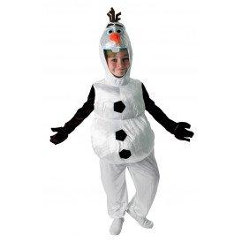 Olaf Frozen Sneeuwpop kostuum unisex kinderen