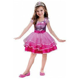 Barbie ballet roze