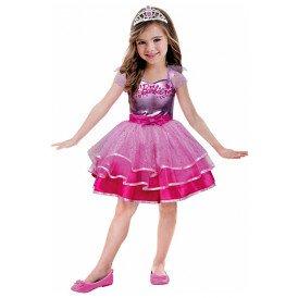 Barbie ballet jurkje kinderen