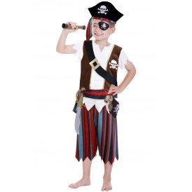 Verkleedset piraat kinderen
