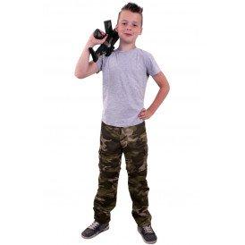 Camouflage broek kinderen