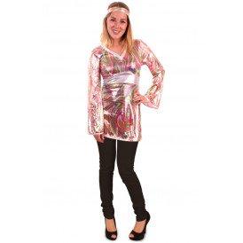 Disco funky jurk dames