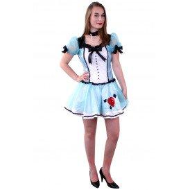Wonderfull Alice jurkje dames