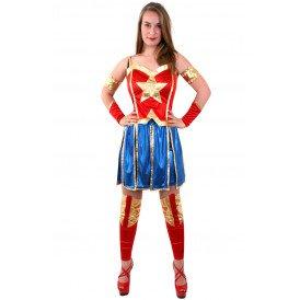 Super star kostuum dames