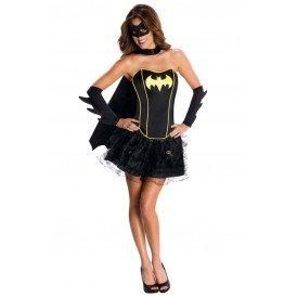 Batgirl Corset jurkje