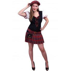 Schotse jurk Nessie dames