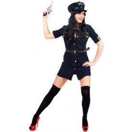 Sexy police girl gaberoodine