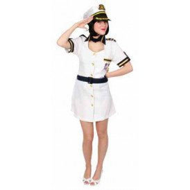 Sexy captains lady