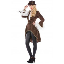 Jas steampunk dames
