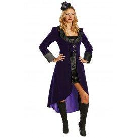Jas vampier gothic dames
