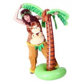 Funbroek crazy monkey pluche