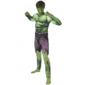 Hulk muscle chest one size (licentie)