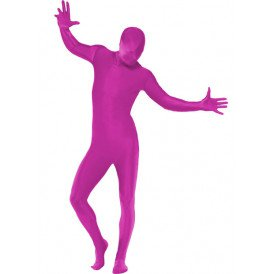 Skinny kostuum pink