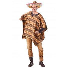 Poncho El Sancho unisex one size