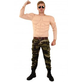 Body builder top heren