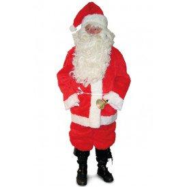 Kerstman kostuum heren