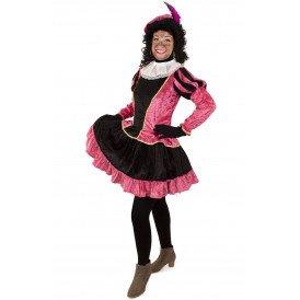 Piet jurkje met petticoat roze