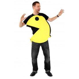 Geel happertje kostuum unisex one size