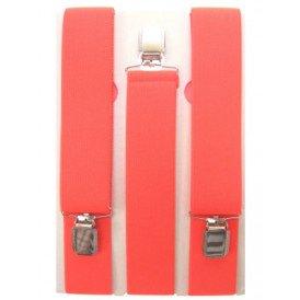 Bretel fluor roze