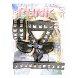 Punk set 4-dlg