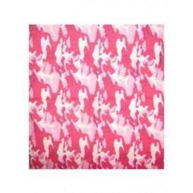 Bandana camouflage pink 59 x 59 cm