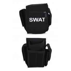 Riemtas SWAT zwart