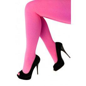 Panty 60 den microfiber fluor pink one size